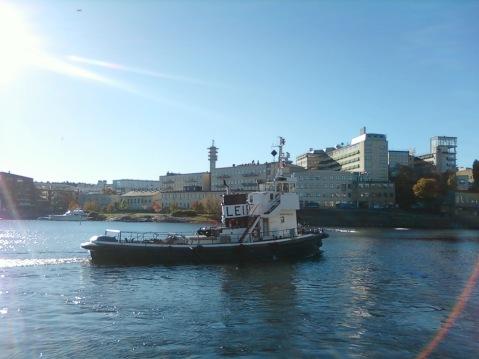 sjöfarten och klimatet