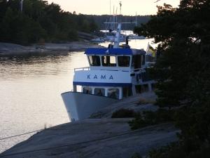 fartyg i stockholms skärgård